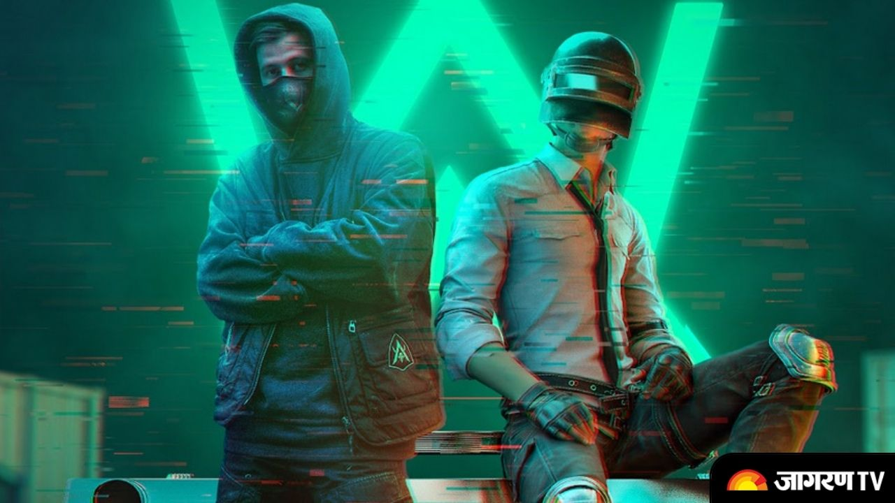 PUBG Mobile x Alan Walker new song 'PARADISE' out ahead of 1.6 update.