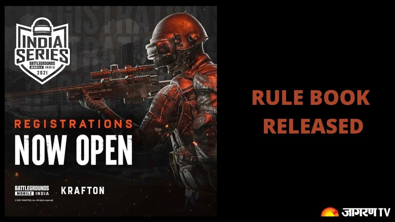 Battlegrounds Mobile India Series 2021 Registrations open, Download full Rule Book