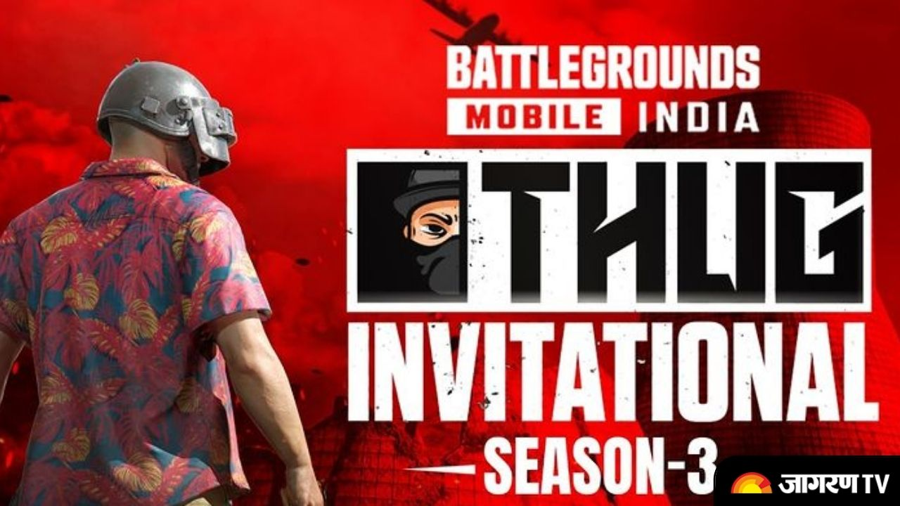 BGMI Thug Invitational Season 3 begins on September 27, know prize money, schedule, live timing, and other details.