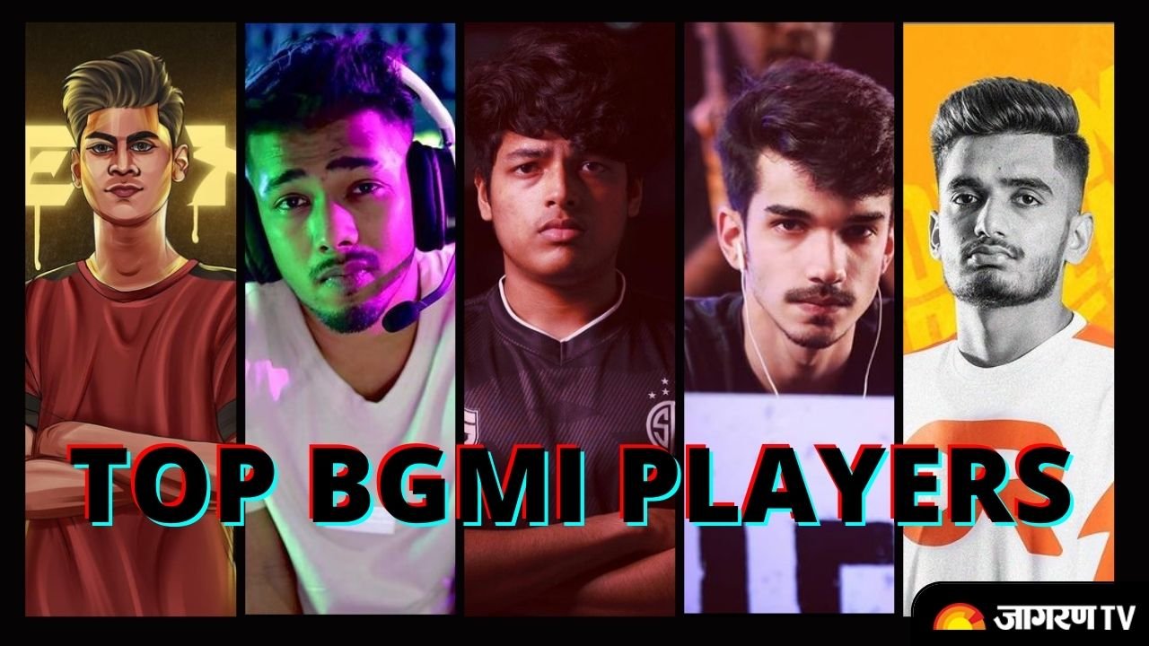 BGMI top 5 players to look out in  Battlegrounds Mobile India Series 2021