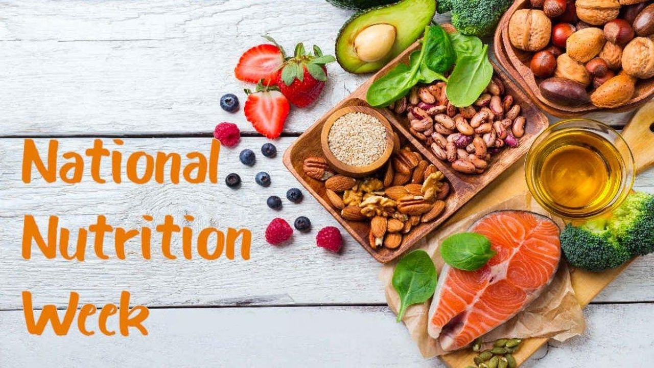 National Nutrition Week 2021: Know the Date, History, Significance, and  theme of this important initiative