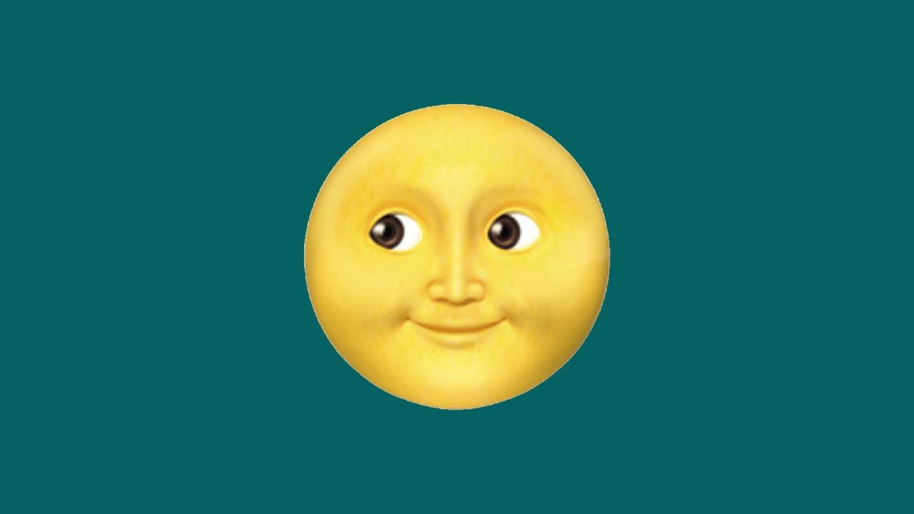 full-moon-face-emoji