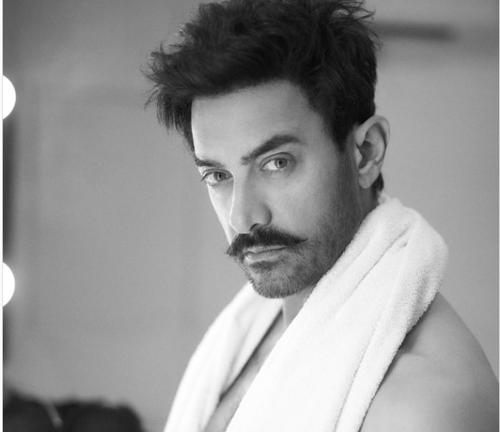 In pics Aamir Khan's new post packup shot proves why he is called 'Mr.  Perfectionist'