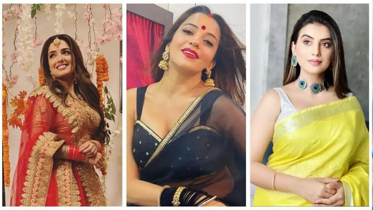 Bhojpuri Film Heroine: फीस के मामले में भोजपुरी सिनेमा की ये हसीनाएं  Bollywood Actress से नहीं कम