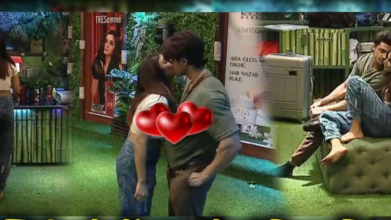 Bigg Boss 15: Miesha-Ieshaan kissed in new promo; fans says Emraan Hashmi soul entered Leshaan's body