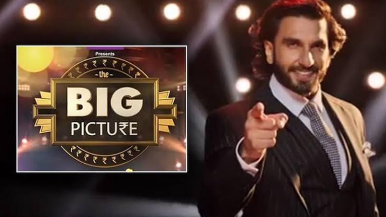Ranveer Singh's 'Big Picture' idea inspired from Amitabh Bachchan, Shahrukh and Salman Khan
