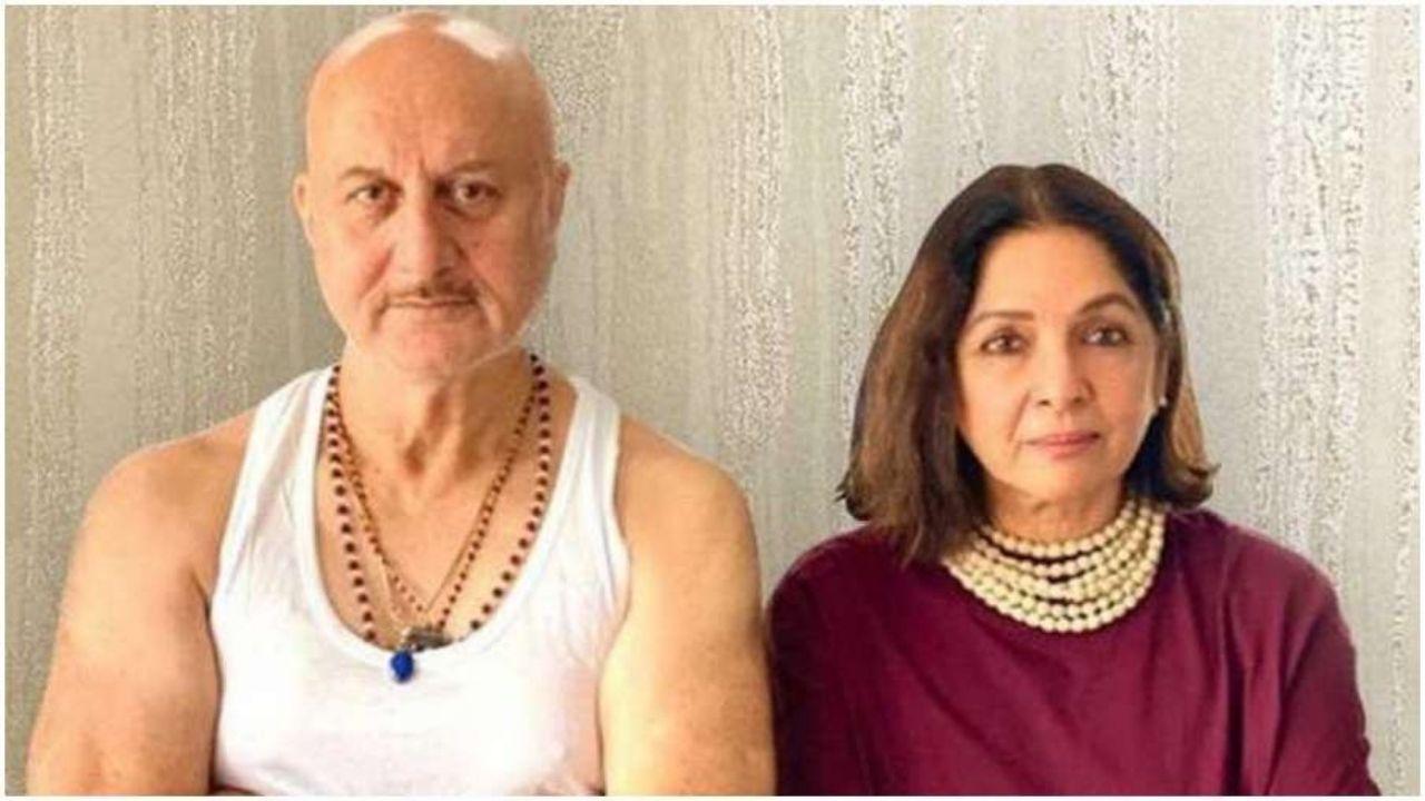 Anupam Kher, Neena Gupta की फिल्म 'शिव शास्त्री बाल्बोआ' का फर्स्ट लुक जारी, देखें तस्वीरें