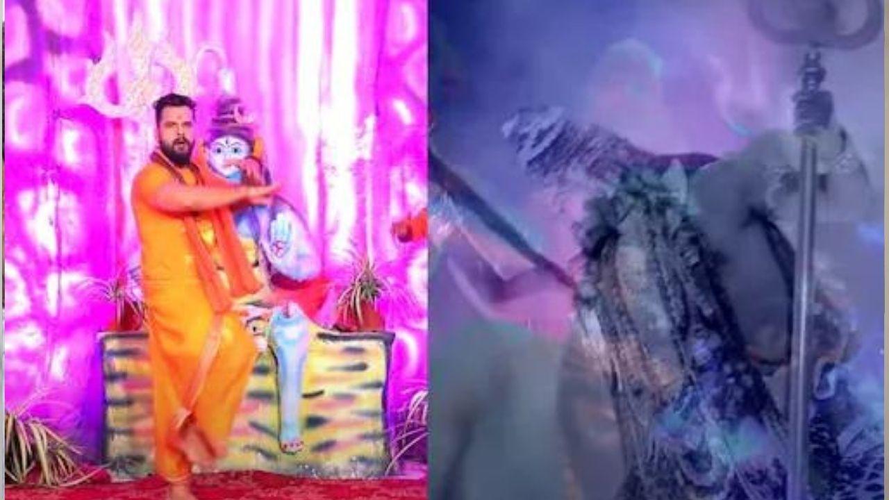 Khesari lal yadav Bhojpuri gana: 'गणपति बप्पा गजबे राउर पप्पा' गाने ने रिलीज होते ही मचाया धूम- Watch Video