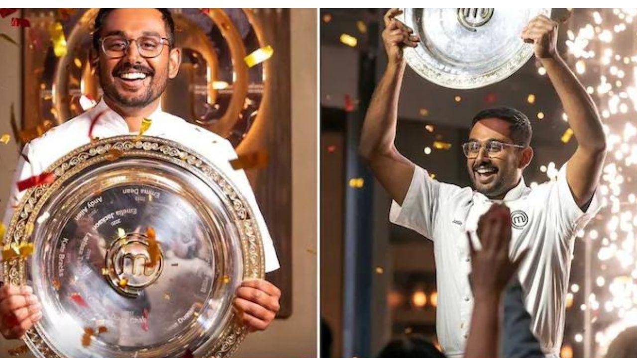 भारत के जस्टिन नारायण बने MasterChef Australia सीजन 13 के विनर, जीते 1.8 करोड़ रुपये