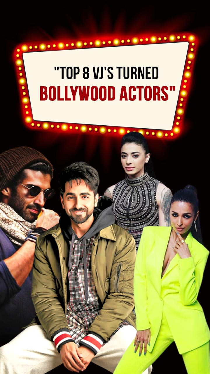 Video Jockey's who made it to the Bollywood