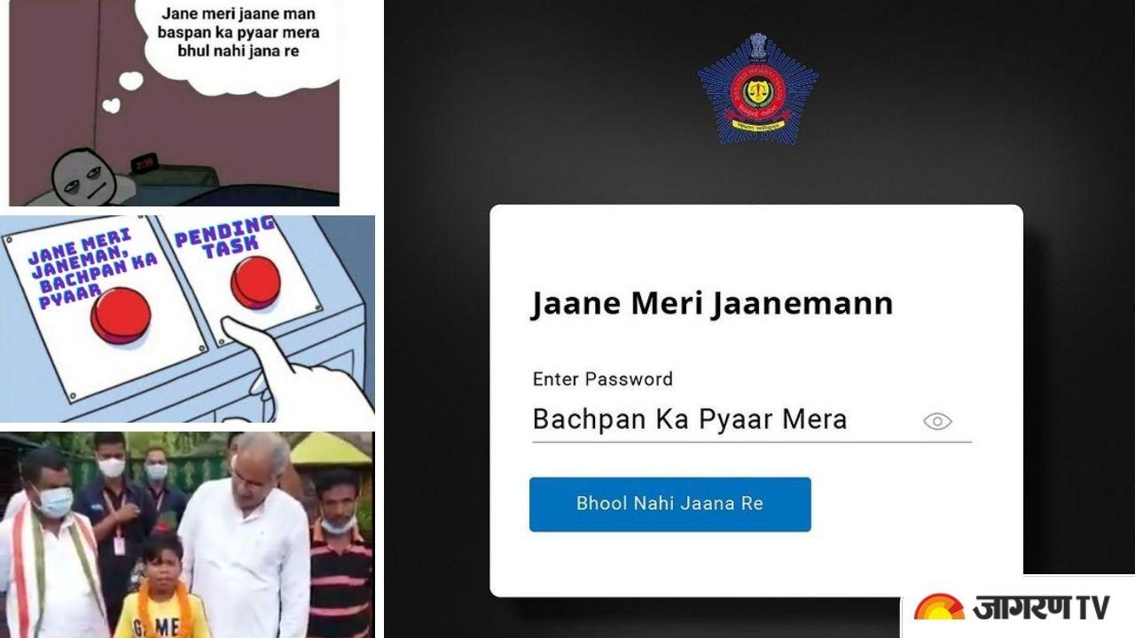 Mumbai Police joins 'Bachpan Ka Pyar' bandwagon, see viral memes