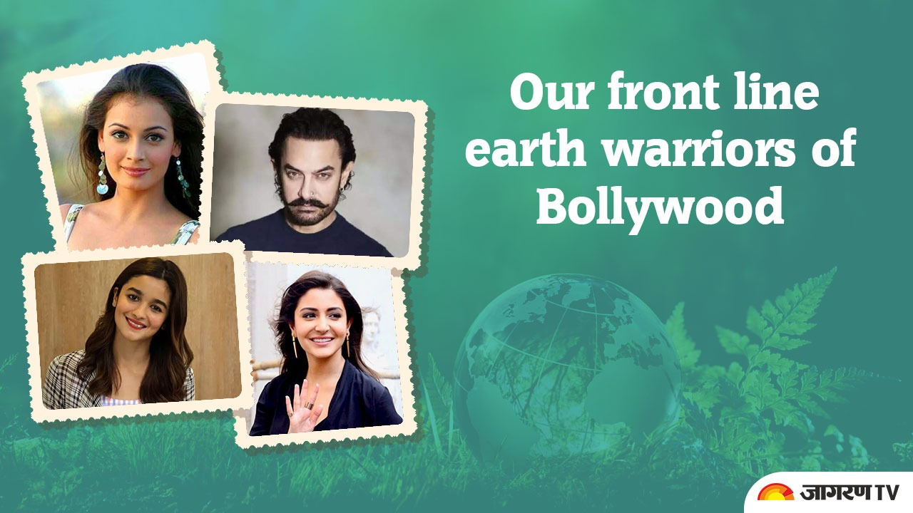 Earth Day 2021:  From Dia Mirza to Aamir Khan meet our Celeb Earth Warriors and join them to save our Mother Earth