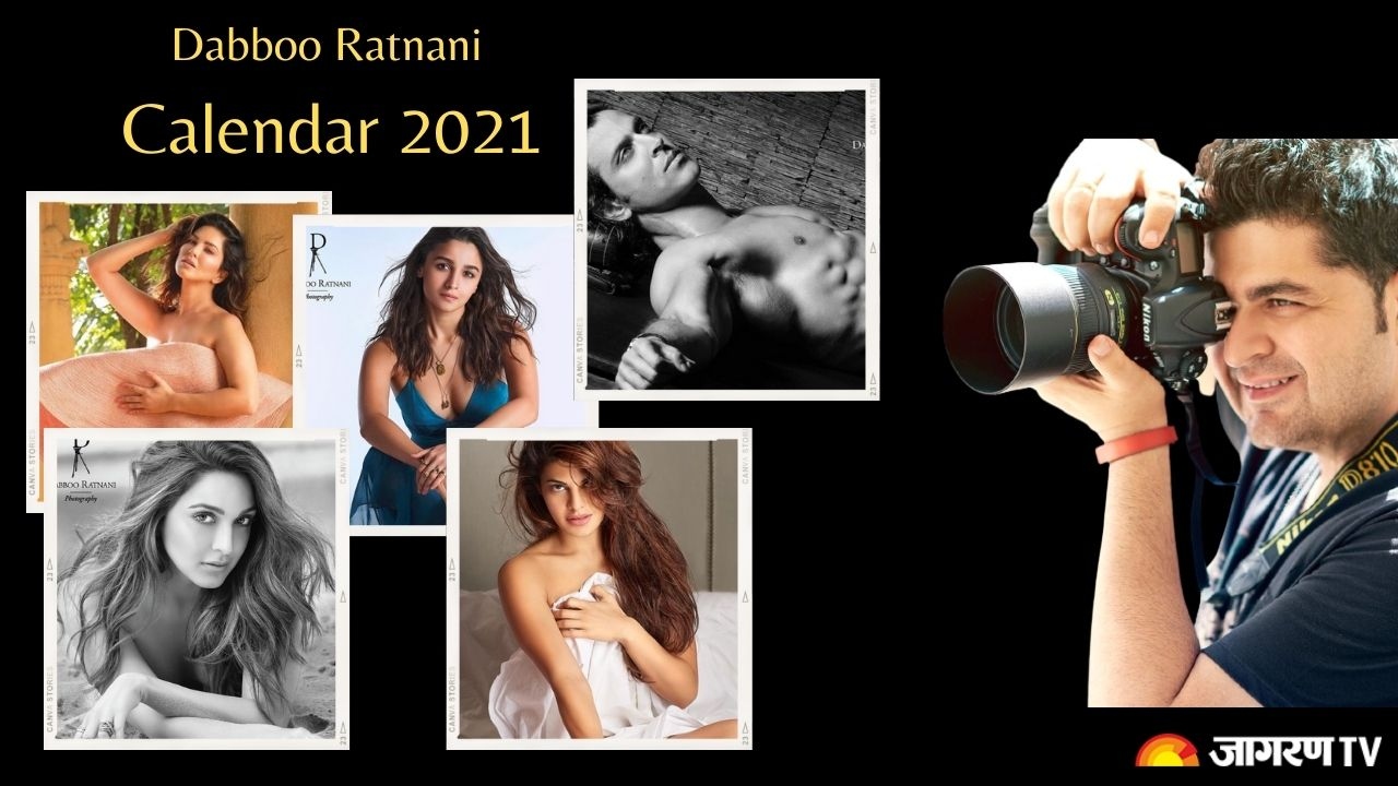 Dabboo Ratnani Calendar 2021 features steaming hot pictures of Ranbir Kapoor, Jacqueline Fernandez and other celebs