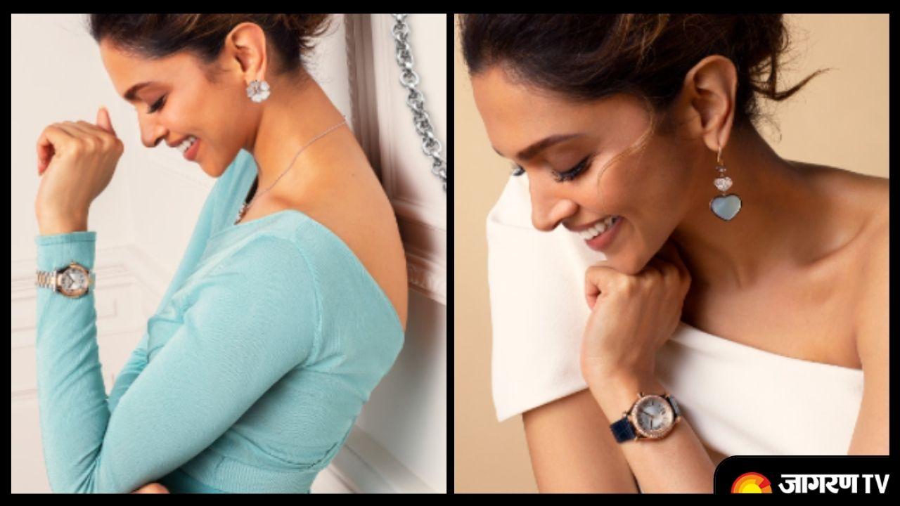 Deepika Padukone को पसंद है  Chopard की 21 लाख की घड़ी, जाने क्या है खास।