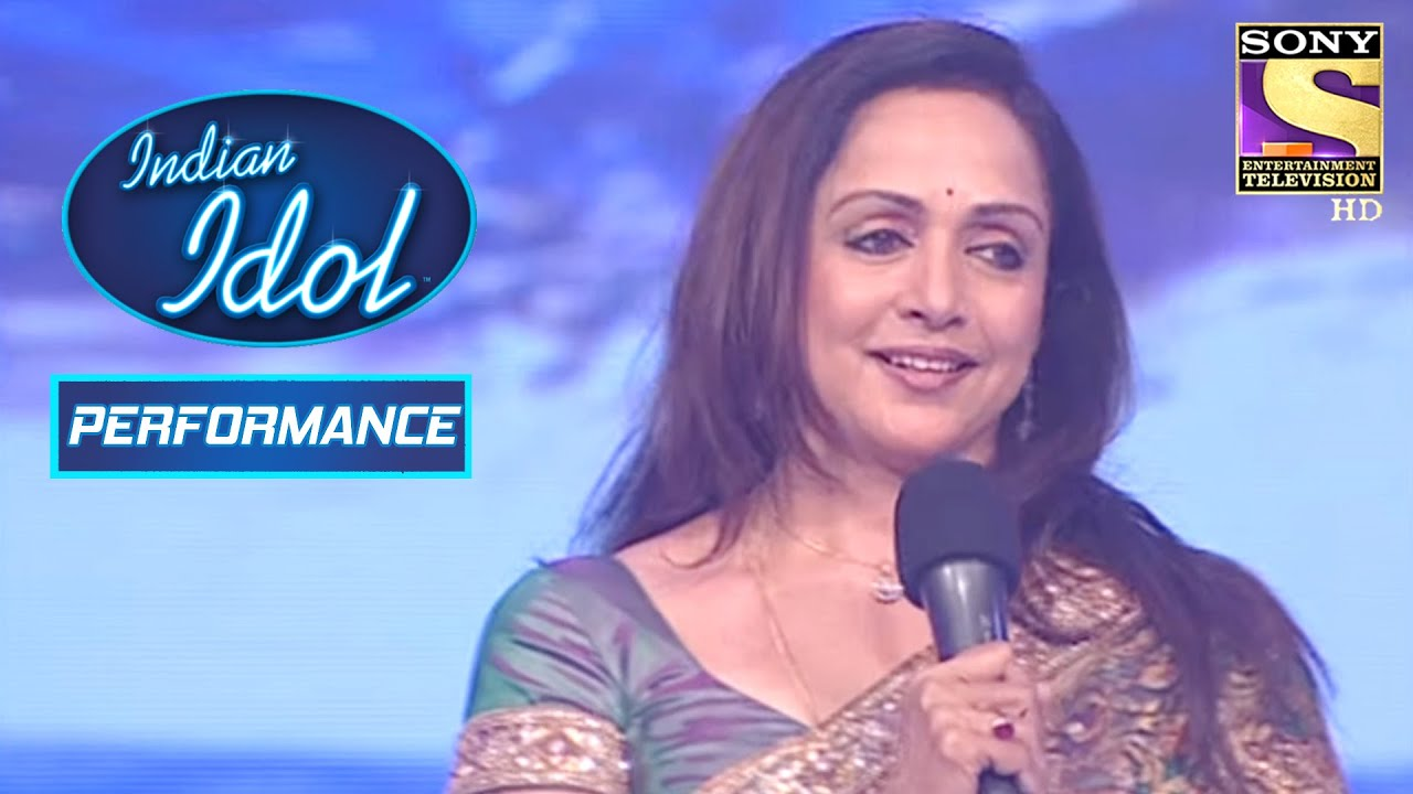 Indian Idol 12: Hema Malini will give a Special Performance in the Weekend Special Episode