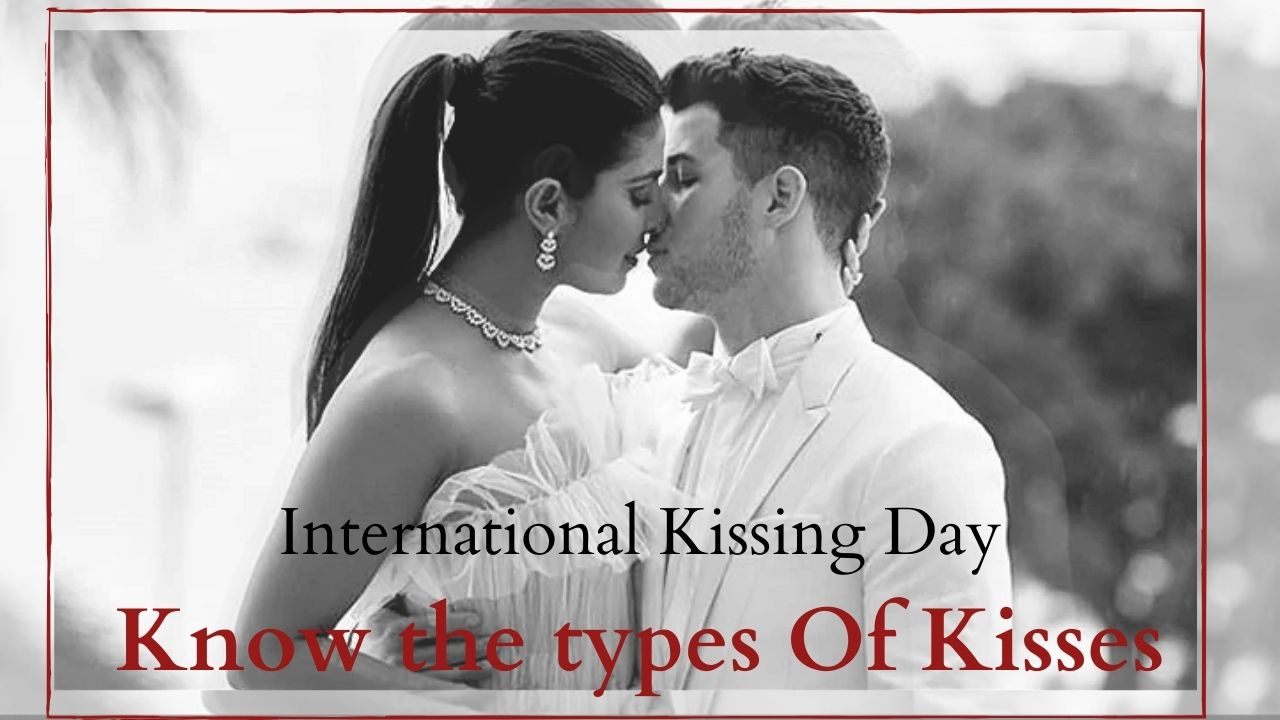 Kiss types of Different Types