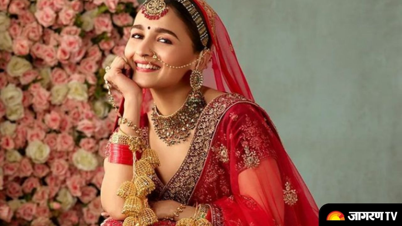 Alia Bhatt new ad 'KanyaMaan' for Mohey Brings Timeless tradition, new approach