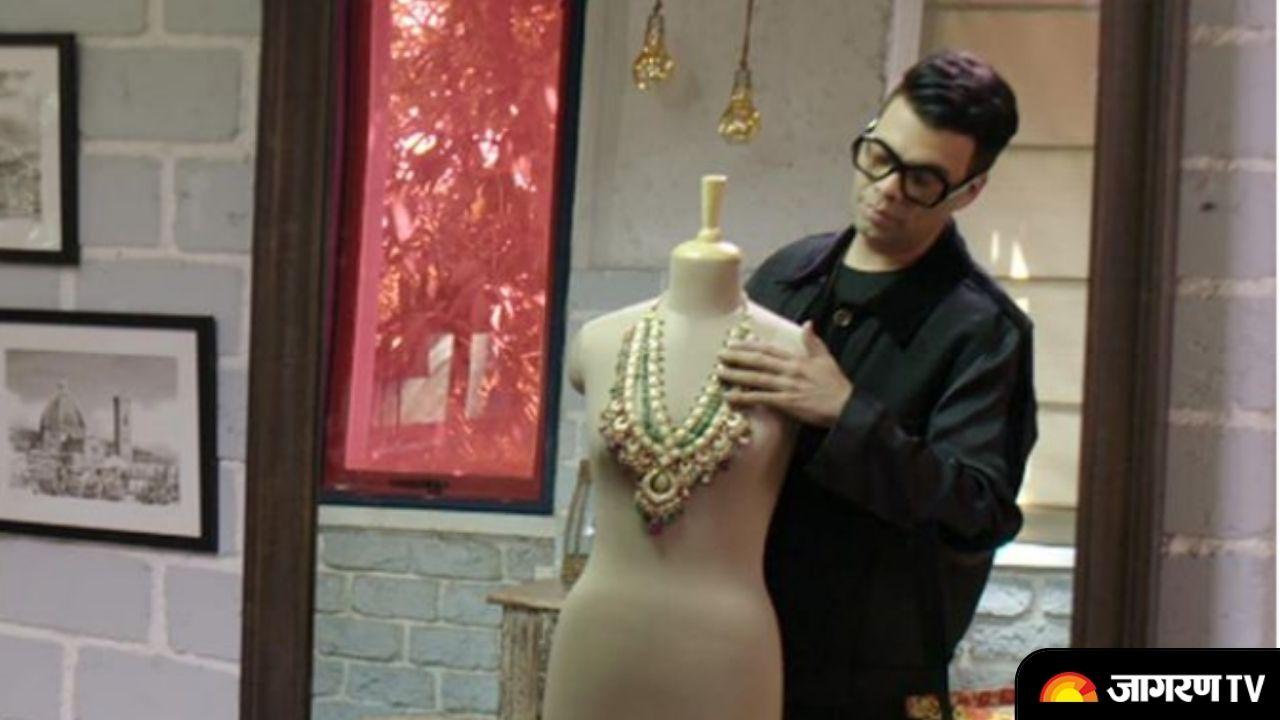 Karan Johar launches new Jewellery Brand name 'Tyaani'