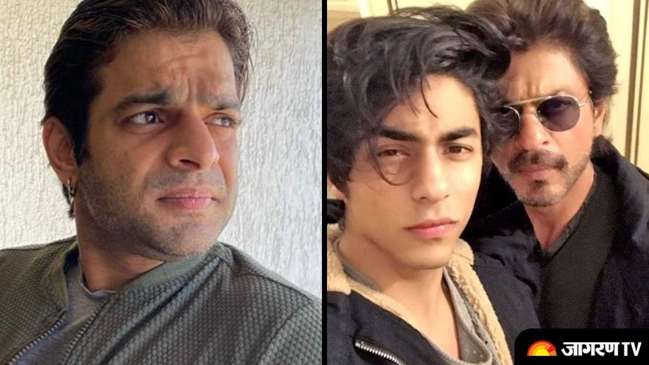 Karan Patel on Aryan Khan Drug Case:  Using the 'Prince' to get back at the 'KING'