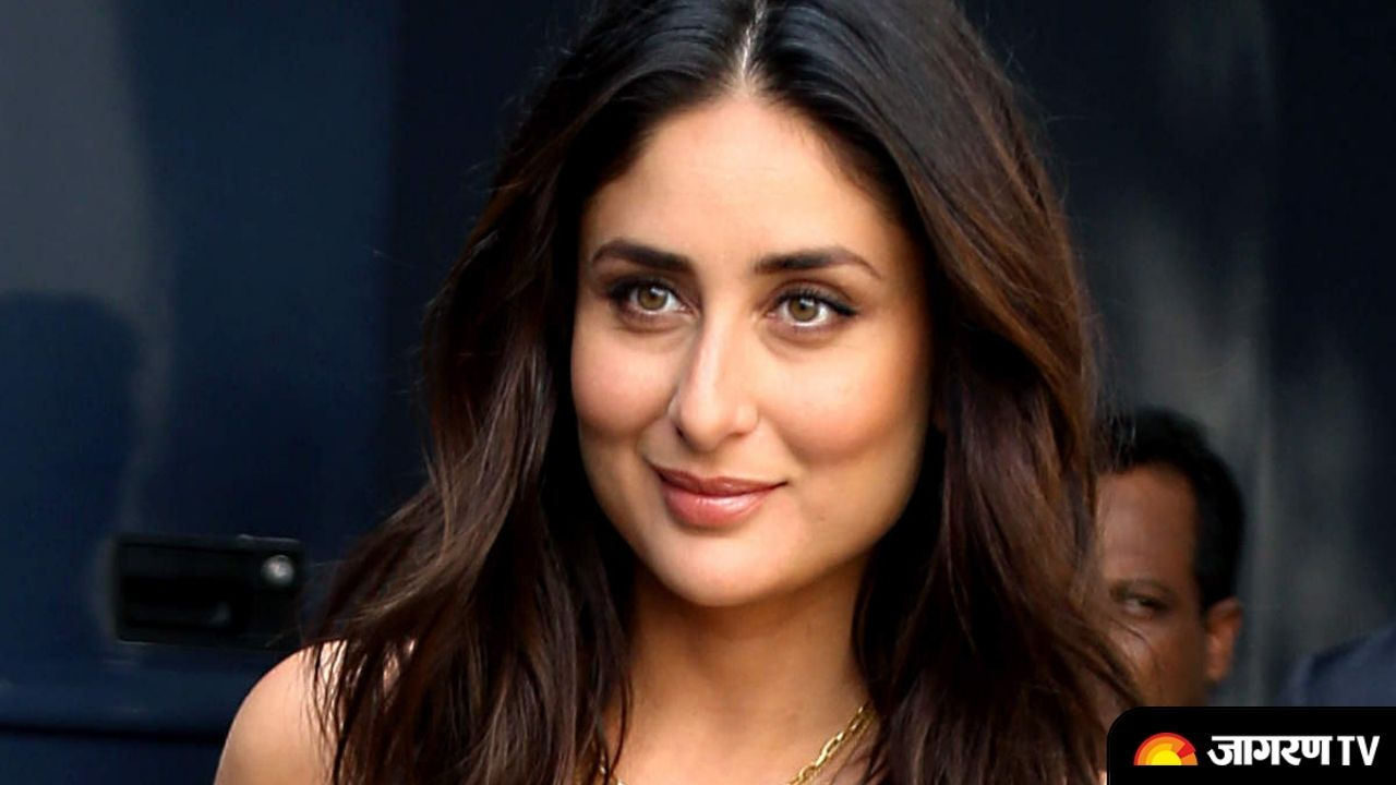 Kareena Kapoor stopped by CISF officer  at Mumbai Airport  security gate, Video goes viral