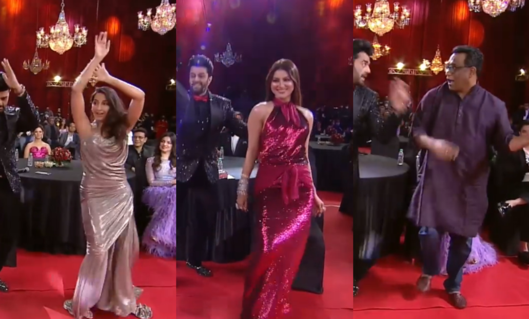 66th Filmfare Awards 2021: Watch  B'Town Celebs took the  Nadiyon Paar with the Filmfare Step Challenge and aced it.