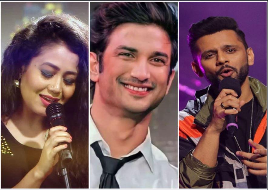 WATCH Musical tribute to Sushant Singh Rajput by Singer Neha Kakkar and Rahul Vaidya