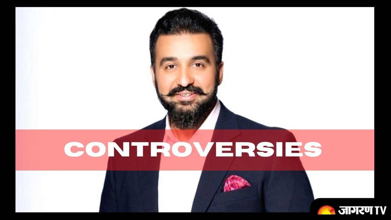 Raj Kundra Controversies: IPL scandal to Pornographic Case, Know his top Scandals