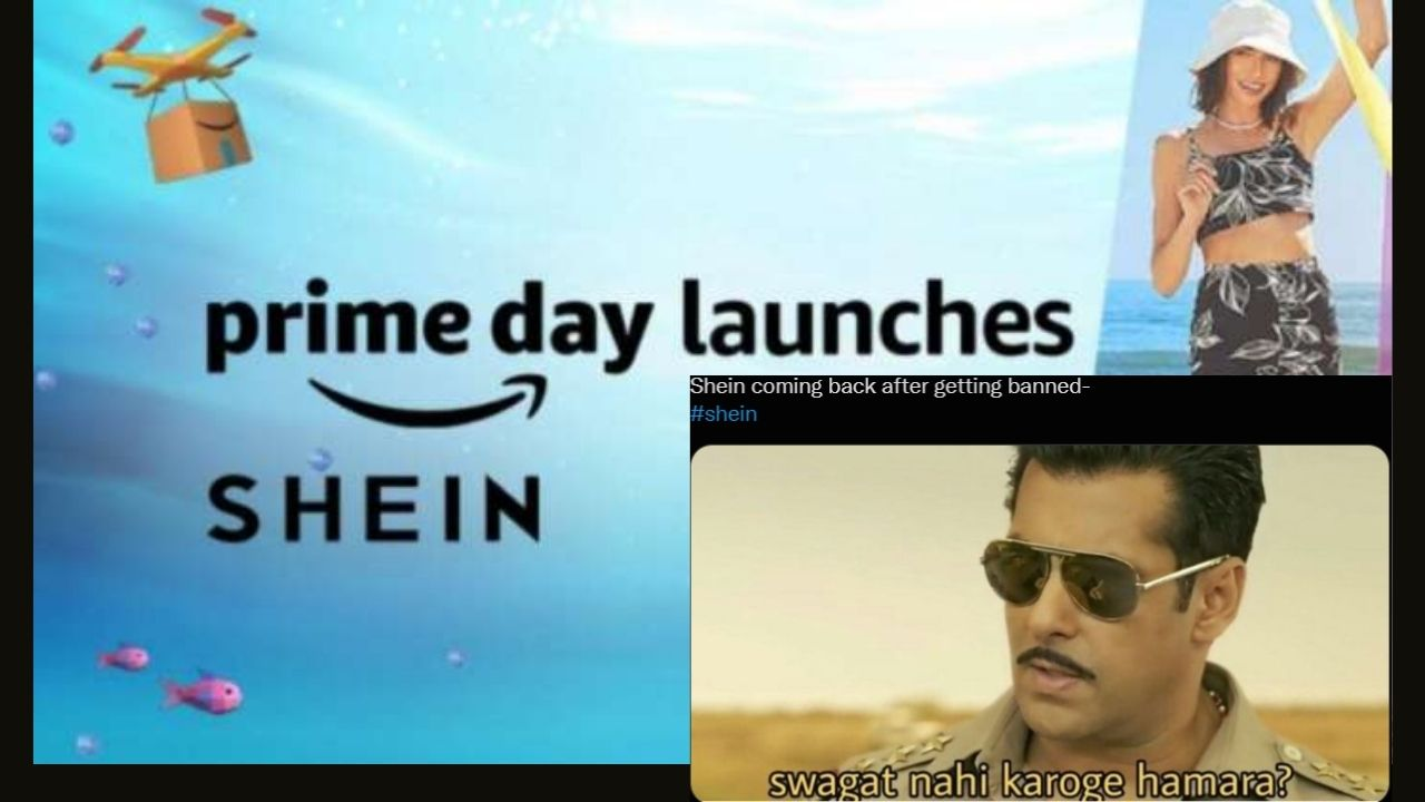 Shein Back in India, Twitter flooded with hilarious memes for its comeback