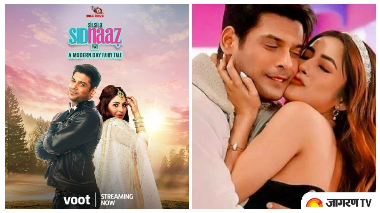 Watch Sidharth Shukla Shehnaaz Gill modern day fairy 'Silsila Sid Naaz Ka' streaming on Voot