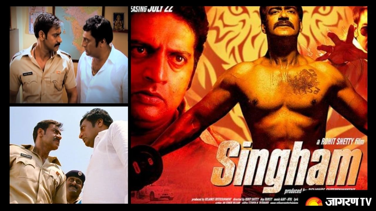 11 Years of Singham: Remembering Jaykant Shikre who made our Bajirao the Real 'Singham'
