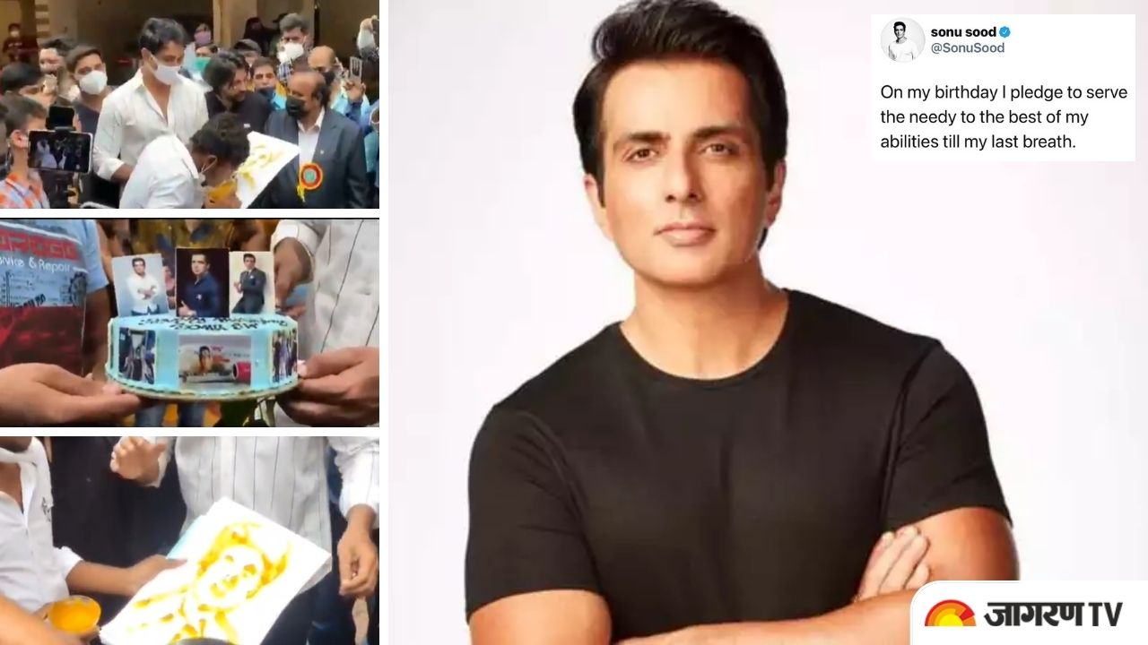 Sonu Sood is 'Humbled' after getting love, wishes and blessing from fans on Birthday