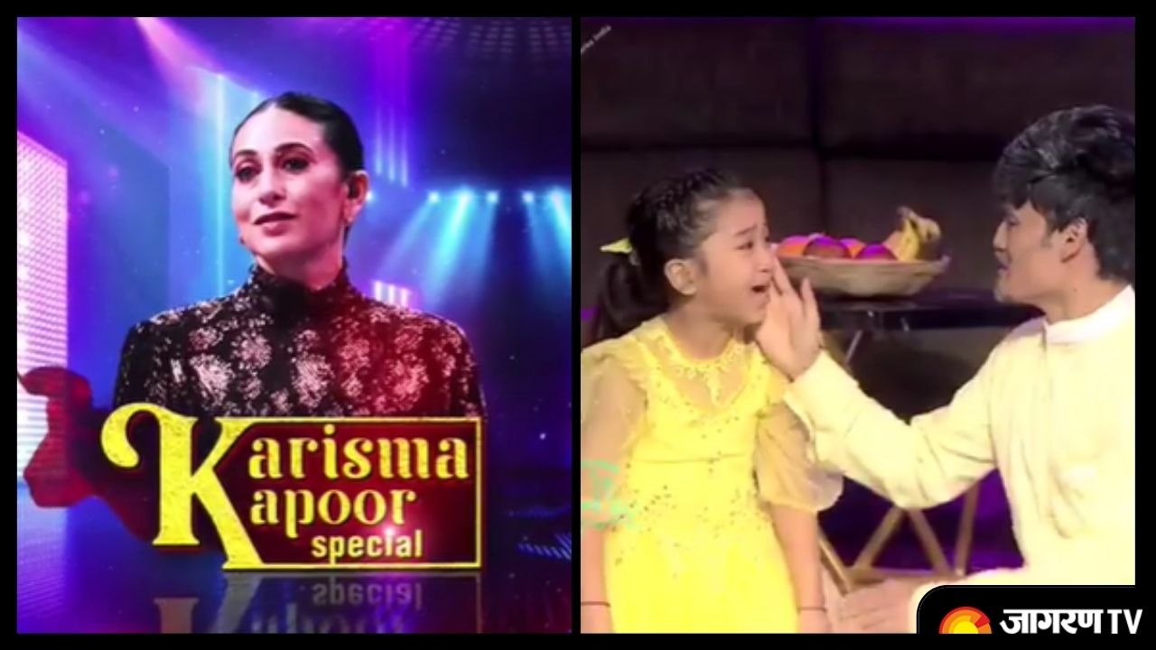 Super Dancer 4 Karisma Kapoor Special Episode will witness special performance by Pankaj and Pari