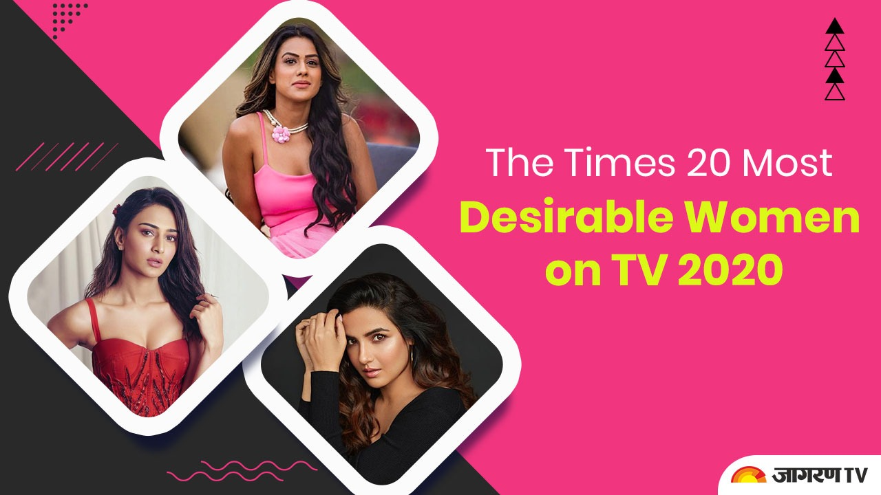Erica Fernandes is TV Most desirable Women on TV,  along with Nia Sharma and Jasmin Bhasin. Check full List