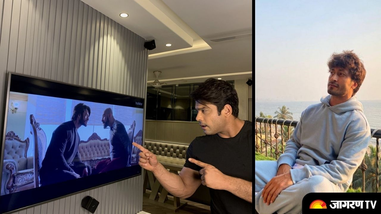 'He played the role of a critic in my Life' - Vidyut Jammwal on Sidharth Shukla's Death