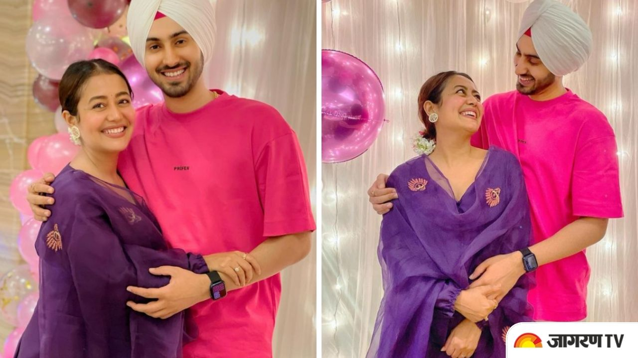 Neha Kakkar Pregnant? Her Eid pictures with Rohanpreet showing good news.