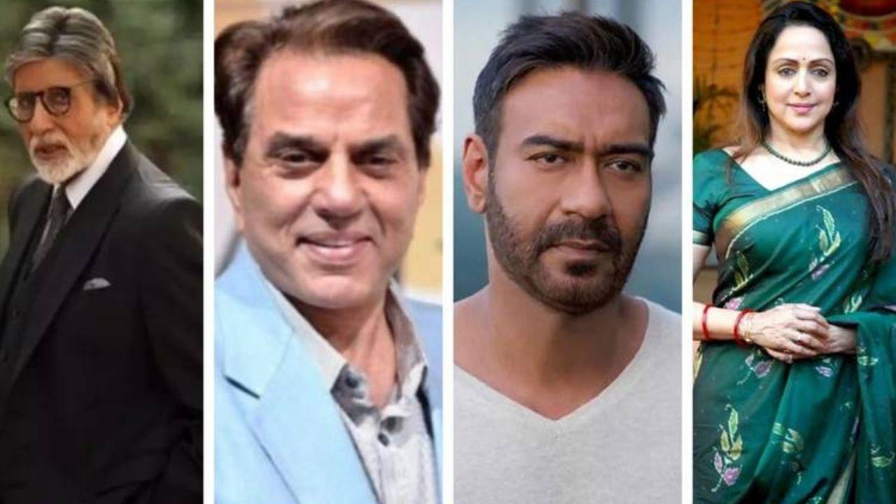 AMITABH BACHCHAN, HEMA MALINI सहित इन 7 बॉलीवुड स्टार्स ने भोजपुरी फिल्मों में किया काम