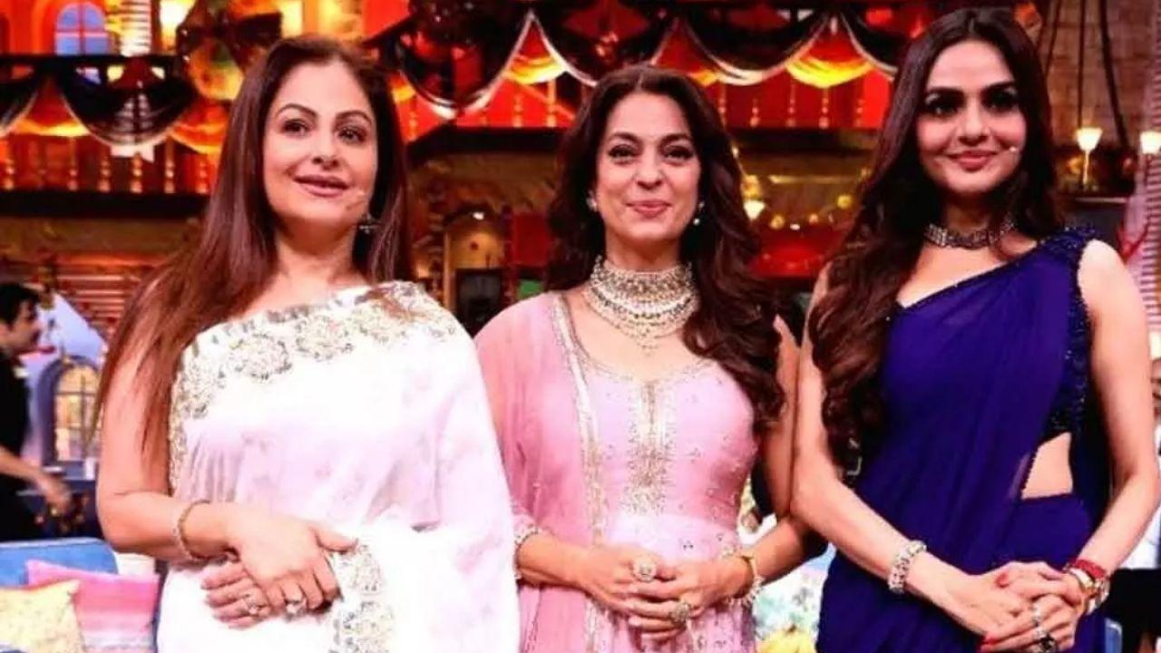 The Kapil Sharma show: Sudesh Lehri spilled some secrets left Juhi Chawla shocked