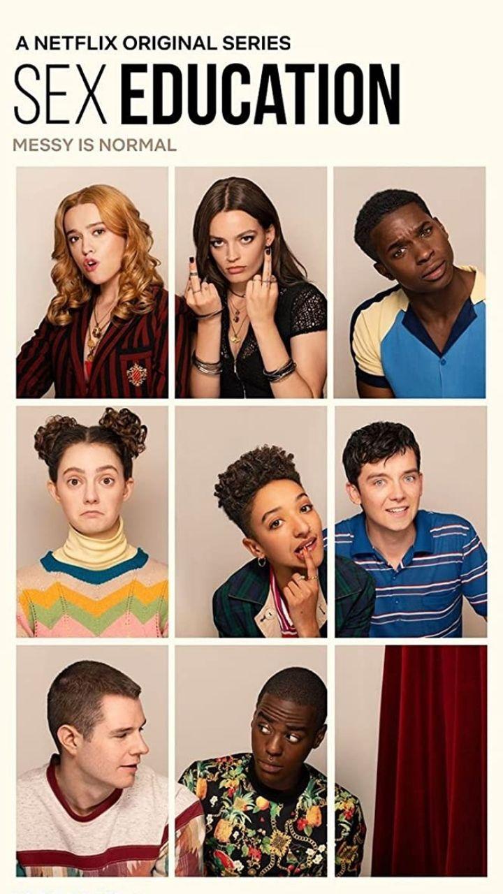 Sex Education Season 3 Cast