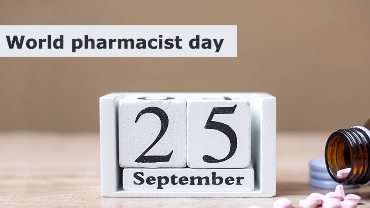 World Pharmacist Day 2021: Date, History, Importance, Significance and  Father of Indian pharmacy
