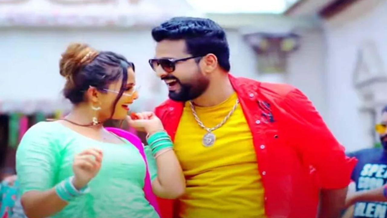 Bhojpuri Latest Song: रितेश पांडे और नीलम गिरी का नया भोजपुरी गाना  मटक मटक के हुआ रिलीज- Watch Video