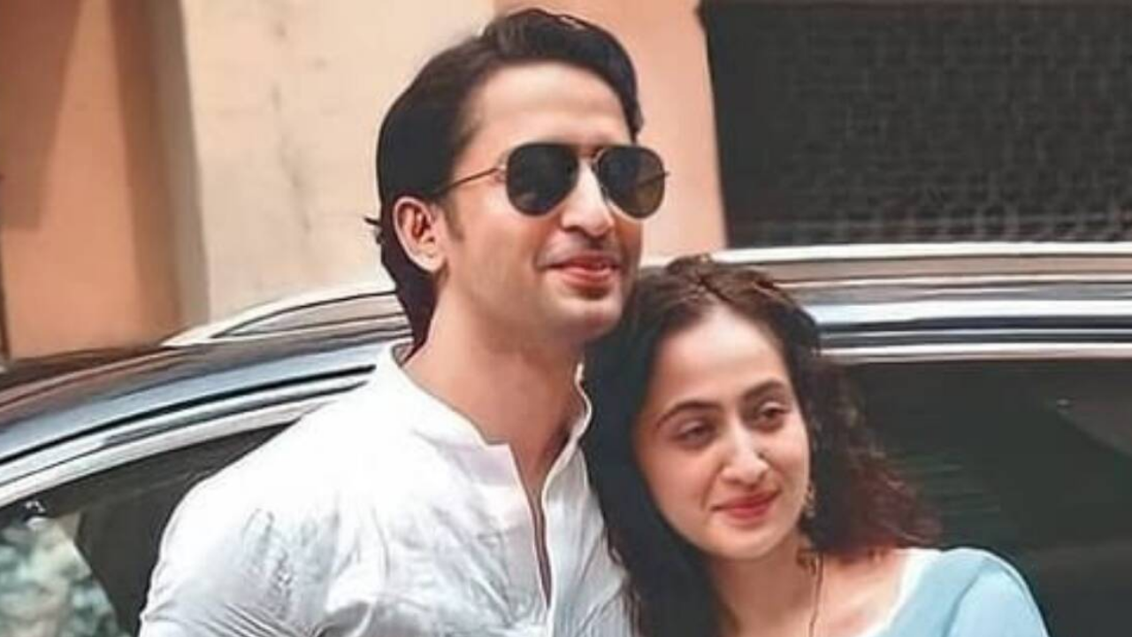 Who is Shaheer Sheikh's wife Ruchika Kapoor; Know her age, profession, movies and more