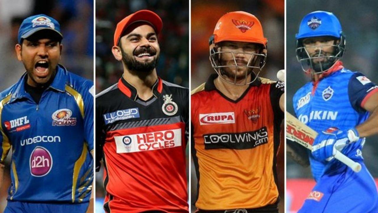 IPL 2021: आईपीएल के इतिहास में सबसे ज्यादा रन बनाने वाले ये TOP 10 बल्लेबाज