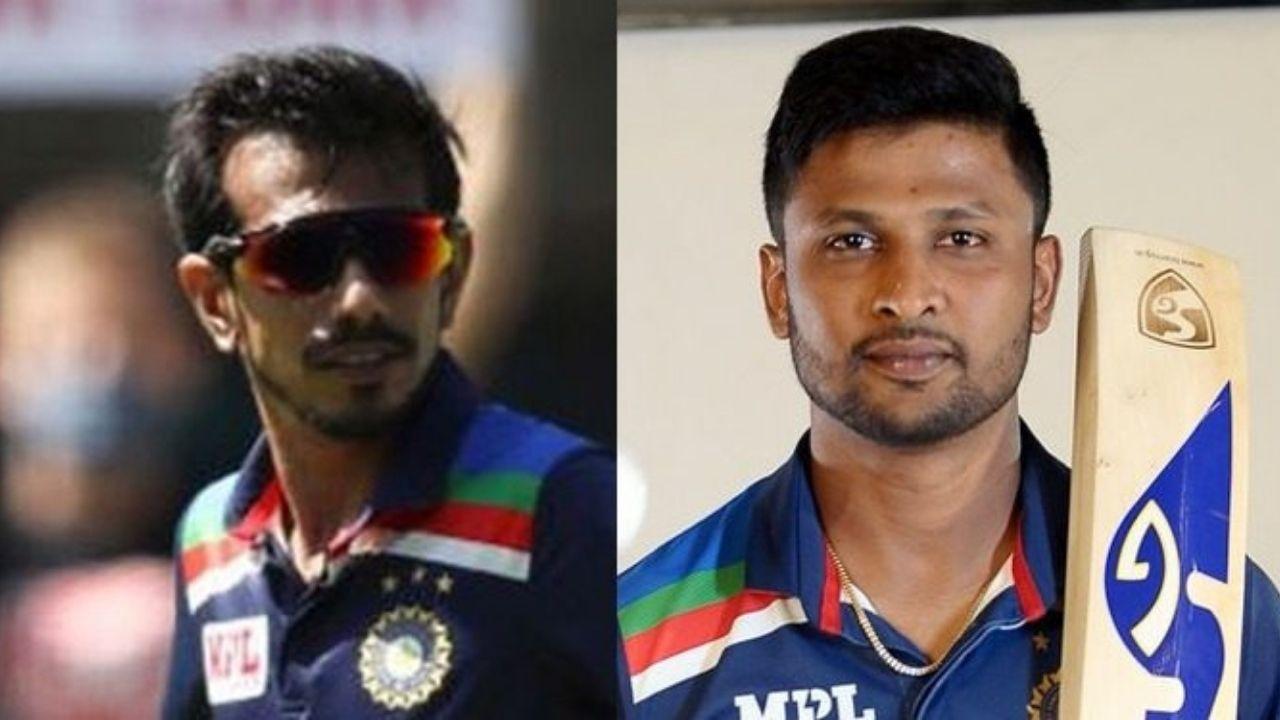 IND vs SL T20 :  Yuzvendra Chahal और Krishnappa Gowtham भी हुए पॉजिटिव, वापस भारत आने के लिए करना होगा इंतजार