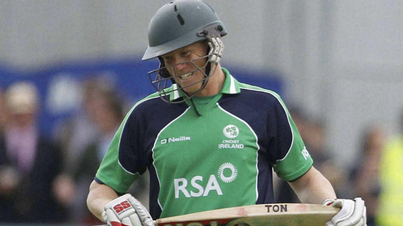Kevin O'Brien most duck outs in cricket : सबसे ज्यादा बार 0 पर आउट होने वाले खिलाड़ी बने केविन ओ'ब्रायन, जानें उनसे पहले किसके नाम था यह रिकॉर्ड