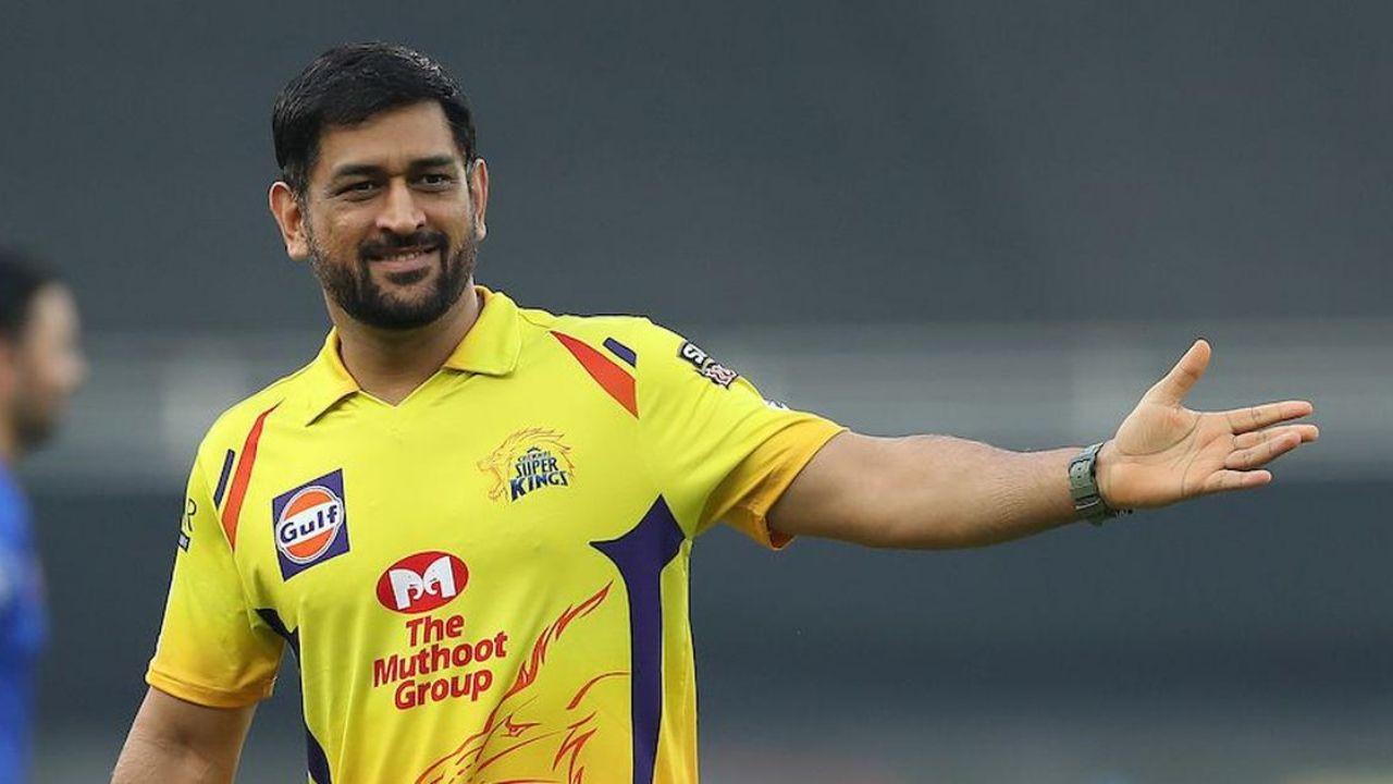 IPL 2021 : धोनी की शनदार बल्लेबाजी देखकर उछल पड़े Virat Kohli, दिल्ली को लगा झटका