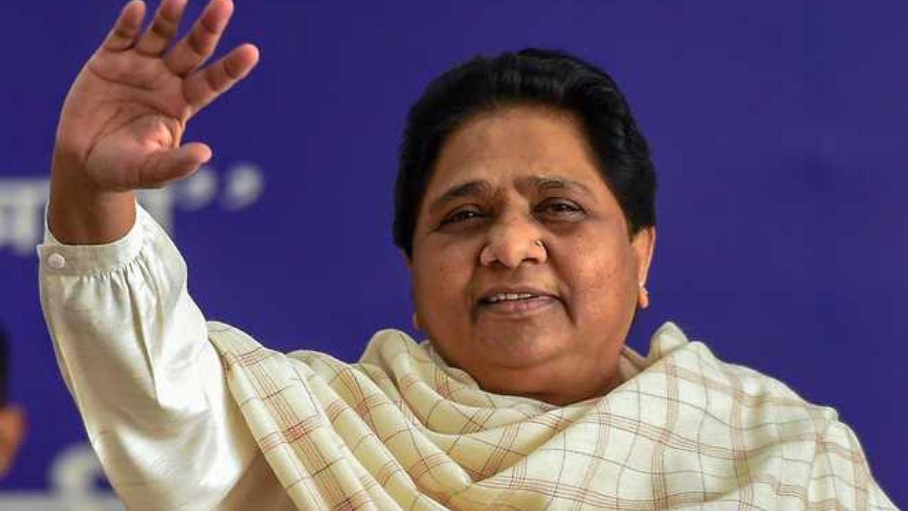 UP Assembly Election 2022 : OBC जनगणना को लेकर मायावती का ऐलान-  मोदी सरकार का करूंगी समर्थन