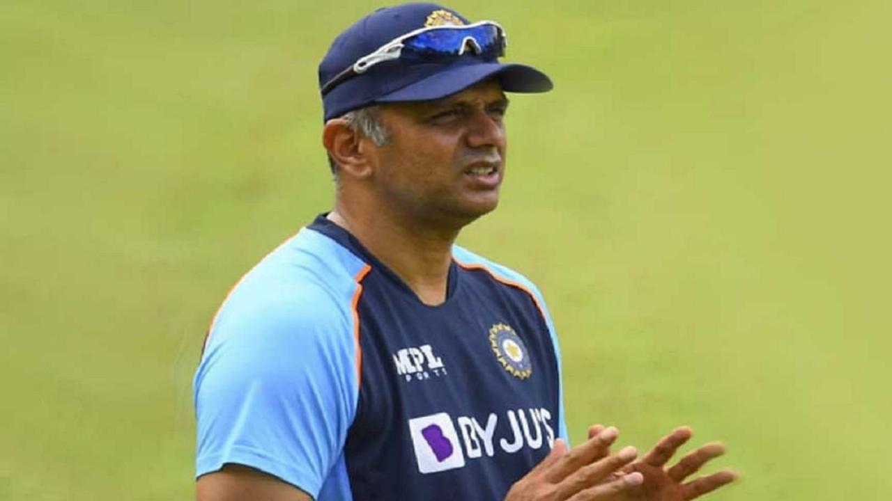 न्यूजीलैंड सीरीज से पहले Rahul Dravid को बनाया जा सकता है टीम इंडिया का कोच