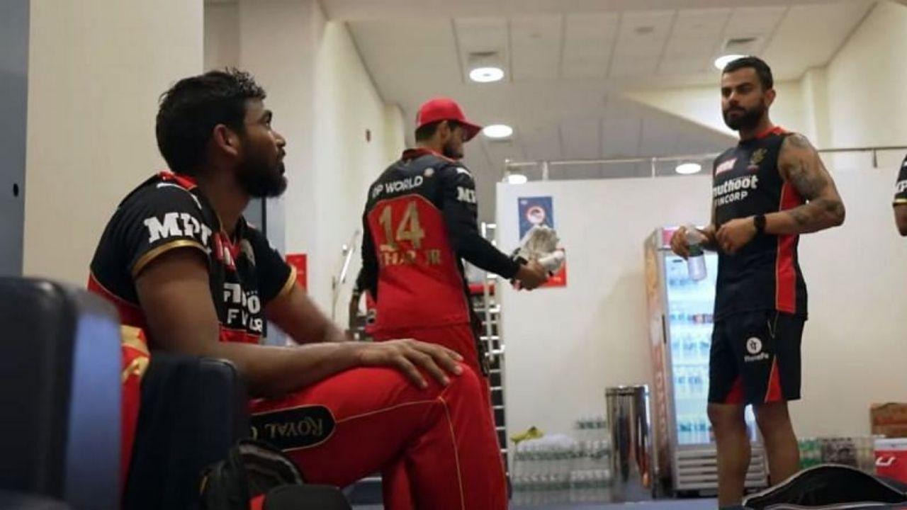 IPL 2021 : आखिरी गेंद पर टीम को जीत दिलाने वाले भरत ने ड्रेसिंग रूम में कोहली से क्या कहा?