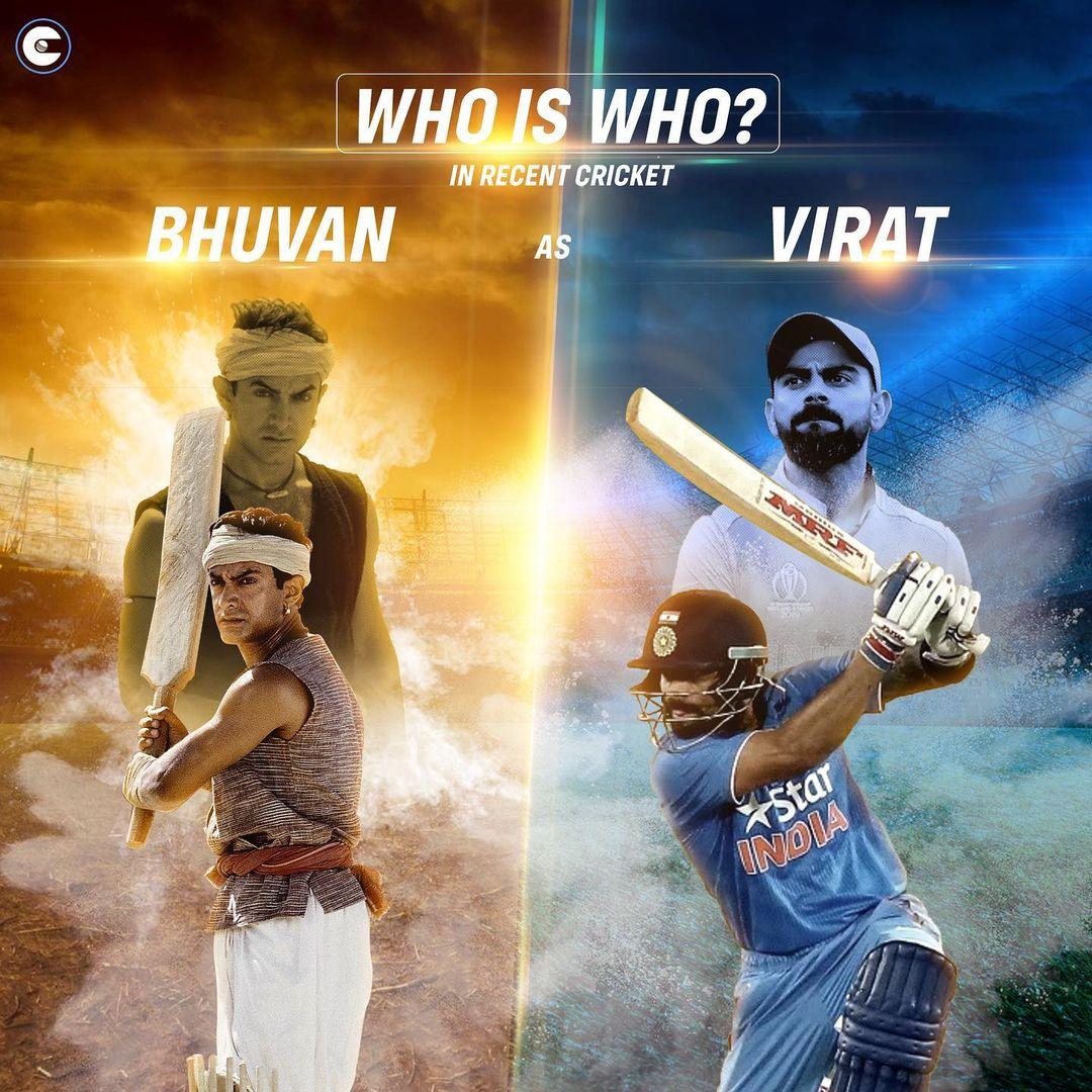 आमिर खान ने पोस्ट शेयर कर बताया 'लगान' फिल्म में उनका किरदार कौनसा भारतीय खिलाड़ी निभा सकता था