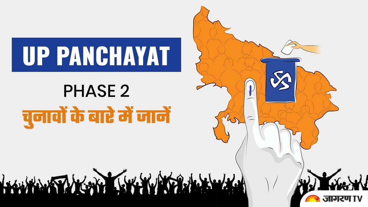 UP Panchayat Chunav 2021 Second Phase: दूसरे चरण में मतदान शुरू,  आजमगढ़ समेत इन जिलों में हो रही वोटिंग